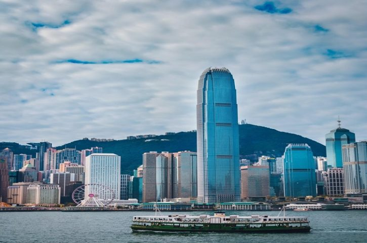 Hong Kong: The Life of Asia